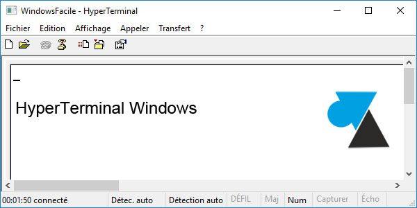 Hyperterminal для windows 7 являеться не единственным telnet 20.